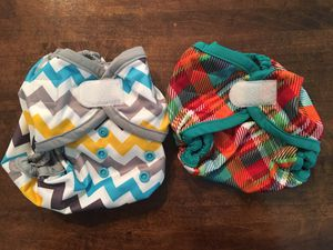 Rumparooz Newborn Cloth Diaper Covers - BRAND NEW for Sale in Phoenix, AZ