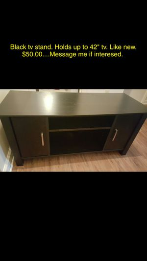 Tv stand for Sale in Winchester, VA