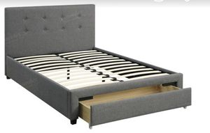 New Queen Platform Bed Frame & Mattress Deal for Sale in Los Angeles, CA
