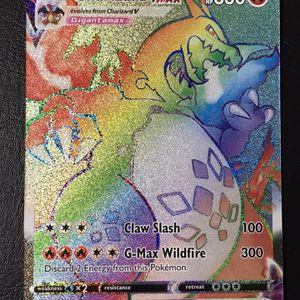 Charizard VMAX Rainbow Rare for Sale in Visalia, CA