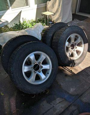 "Fourth Generation Toyota 4Runner 17"" OEM 6-Spoke Wheel Set for Sale in El Monte, CA"