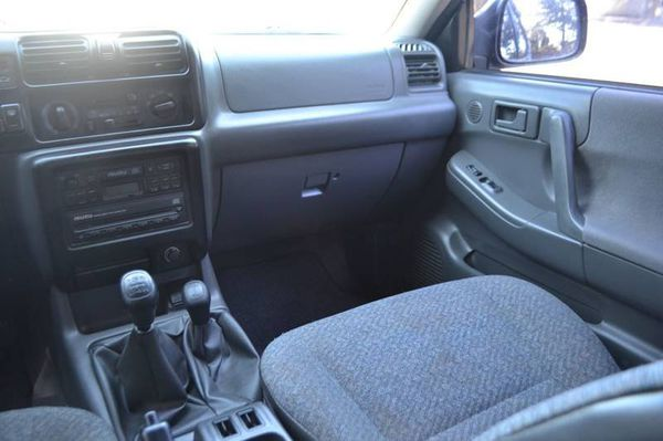 1998 Isuzu Rodeo For Sale In Tacoma Wa Offerup