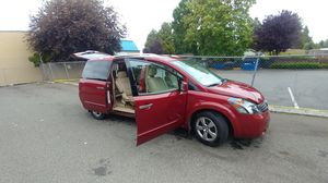 2007 Nissan quest for Sale in Kent, WA