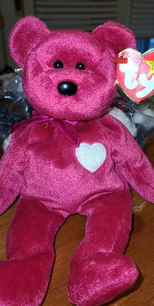 Valentina beanie baby 98 for Sale in Woonsocket, RI