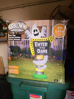 Halloween inflatable for Sale in Bolingbrook, IL
