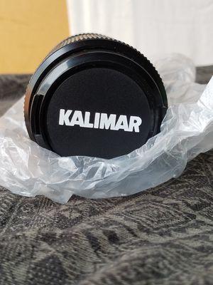 Kalimar Multi-Coated Macro Zoom 80-200mm f/4.5-5.6 MC Lens for Sale for sale  Los Angeles, CA
