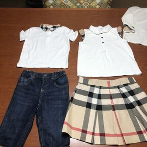 Burberry Kids Clothing for Sale in Weston, FL