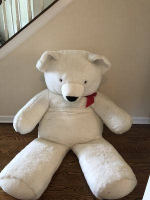 Giant stuffed bear for Sale in Long Grove, IL