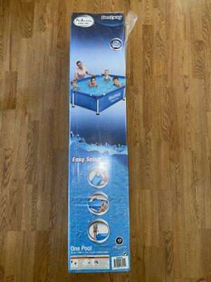 """Bestway 7.25' x 5' x 17"""" Rectangular Swimming Pool for Sale in Herriman, UT"""