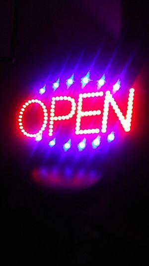 Open Sign for Sale in Glendale, AZ