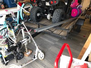 5x8 trialer for Sale in Tracy, CA