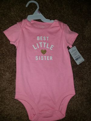 Onesie for Sale in Upland, CA