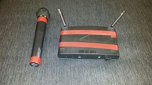 Audio -Technical wireless pro microphone. for Sale in Philadelphia, PA