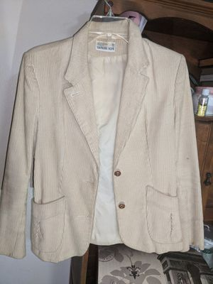 Woman's corduroy blazer for Sale in Hayward, CA