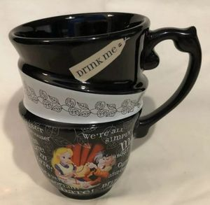 Disney Alice in wonderland Teacups Stacked Mug New for Sale in Los Angeles, CA
