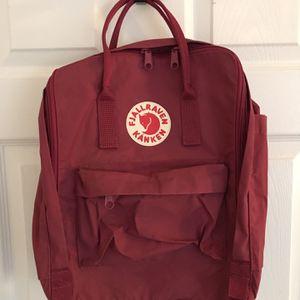 Fjallraven Backpack for Sale in Norwalk, CA