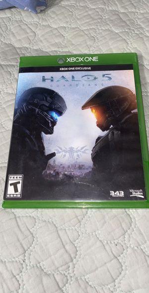 Halo 5 for Sale in Longview, TX