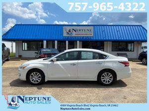 2015 Nissan Altima for Sale in Virginia Beach, VA