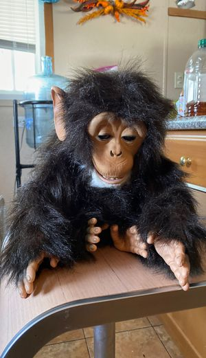 Furreal friends monkey for Sale in Covina, CA