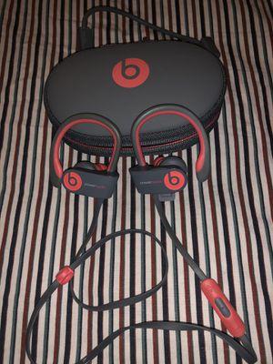 Open box Power beats sport wireless headphones for Sale in Charlotte, NC