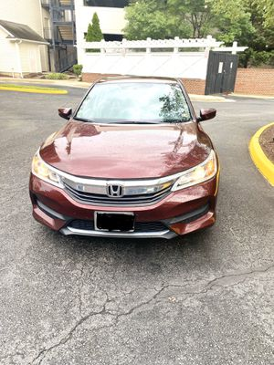 2016 Honda Accord - Perfect Condition - Clean Car, Record & Title. for Sale in Herndon, VA