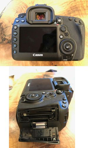 Canon EOS 5D Mark IV 30.4MP Digital SLR Camera - Black (Body Only) Contact : dirkysassi68 @ G M A I L for Sale in Madison, WI