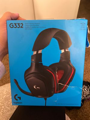 Logitech G332 gaming headset for PC for Sale in Corona, CA