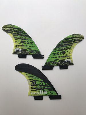 New FCS 2 MB Surfboard Fins, Medium for Sale in Encinitas, CA