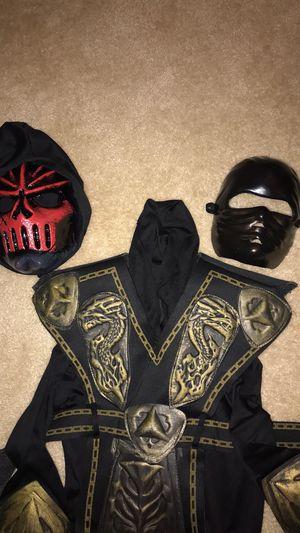 Ninja costume 8-10 y.o for Sale in Kensington, MD
