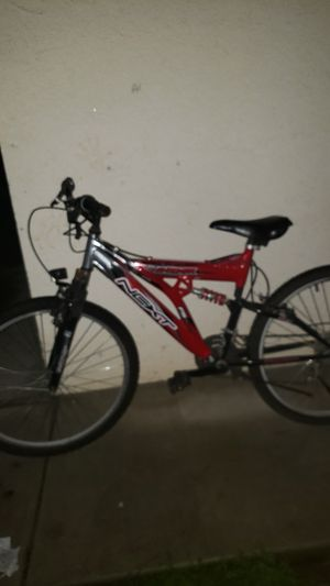 Next Mountain bike for Sale in Parlier, CA