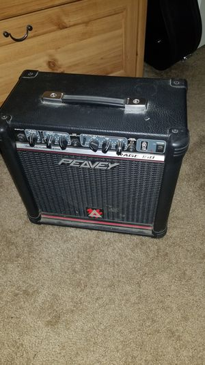 Peavey Guitar Amp for Sale in Rossford, OH
