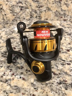 Brand New Penn Spinfisher VI 3500 Fishing Reel for Sale in New Port Richey, FL