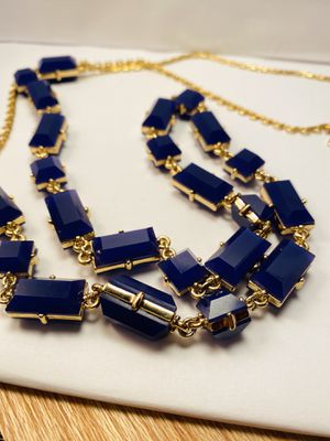 Kate Spade Blue Necklace for Sale in Austin, TX