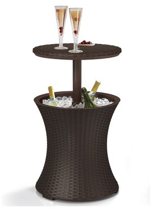 BRAND NEW Cool Bar Outdoor Patio Furniture and Cooler for Sale in Santa Clarita, CA