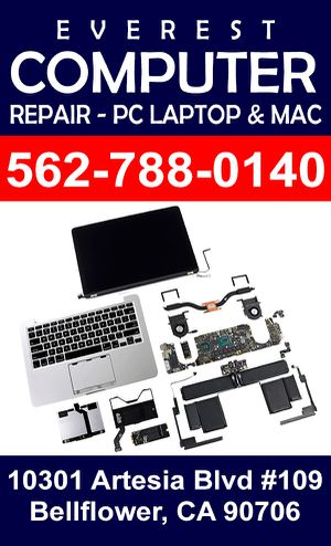 Everest Computer - We also sell refurbished Laptop MacBook Desktop for Sale in Pasadena, CA