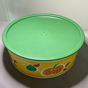 Tupperware Storage Container for Sale in Mims, FL