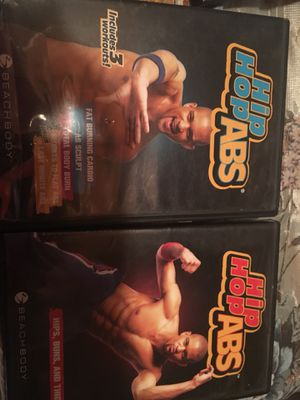 Workout dvds for Sale in Quincy, IL