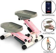 EXERPEUTIC EXERWORK 850 Bluetooth Smart Cloud Fitness Extended Capacity Mini Stepper with Adjustable Step Height for Sale in Glendale, AZ
