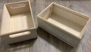 "Lemonade storage box size 9"" x 6"" for Sale in Covina, CA"