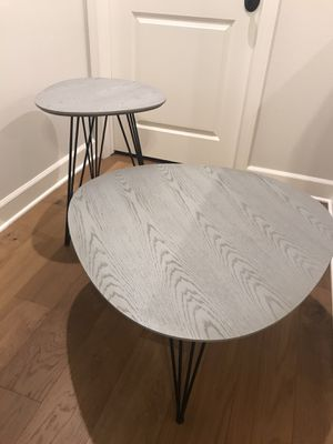 Coffee & side table set for Sale in Redondo Beach, CA