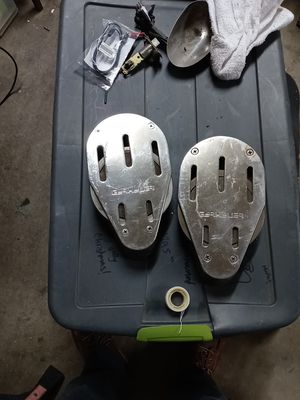 Sailboat clutched foot blocks for Sale in Modesto, CA