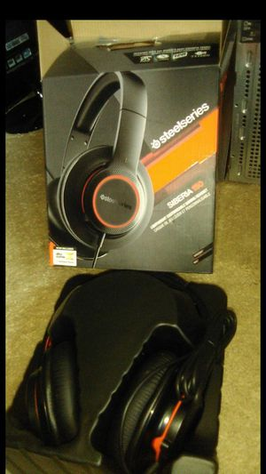Steelseries Pro eSports model cost $89. For sale. No trades. for Sale in Raleigh, NC