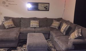 15 pc Sectional Couch for Sale in Broken Arrow, OK