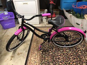 Woman Hot pink 26 inch cruiser bike for Sale in Westville, NJ