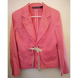 Vintage 90s Herman Geist Pink Jacket for Sale in Alexandria, VA