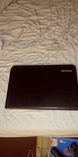 Toshiba satellite laptop for Sale in Yucaipa, CA