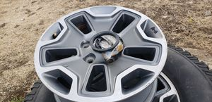 Jeep wrangler wheels for Sale in Gilroy, CA
