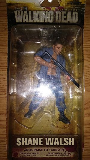 TWD Shane Walsh action figure for Sale in Ruskin, FL