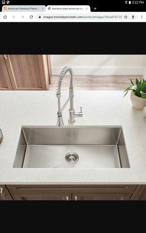 American standard pekoe kitchen sink for Sale in Pasadena, TX