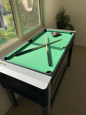 Pool table hockey table miniature for Sale in Newport Beach, CA